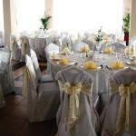 sala za vencanje sampanj