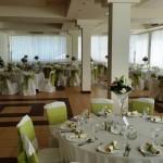 dekoracija sale za svadbe