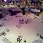 sala za svadbe dekoracija