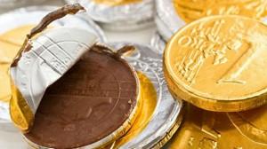 cokoladni novcici